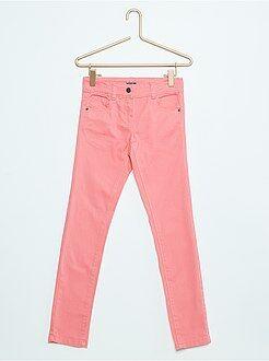 Pantalon, pantacourt - Pantalon slim