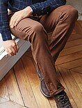 Pantalon slim 5 poches coton stretch