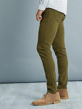 Pantalones de caqui hombrepantalones de Superdry color caqui para lona kXPuZi
