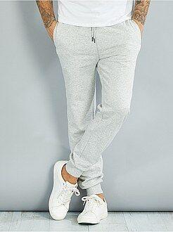 Pantalon de sport, jogging - Pantalon sport en molleton - Kiabi