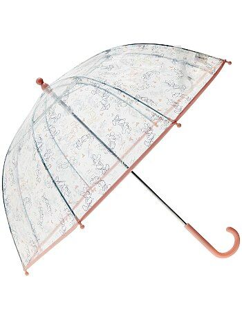 Parapluie transparent 'Minnie' - Kiabi
