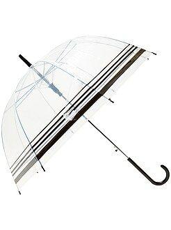 Accessoires - Parapluie transparent