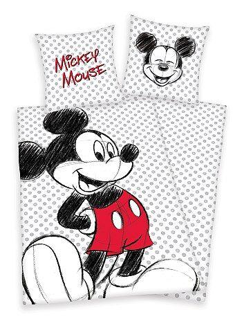 Parure 1 personne 'Mickey Mouse' - Kiabi