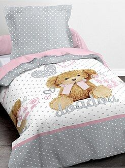 Parure de lit 'Doudou'