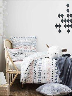 Linge de lit enfant - Parure de lit impression 'Forêt'