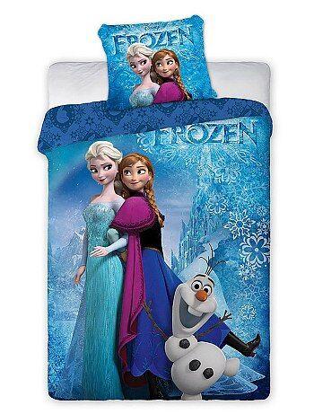 Parure de lit 'La Reine des neiges' - Kiabi