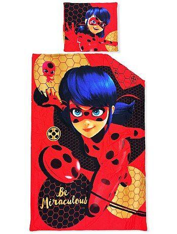 Parure de lit 'Miraculous Ladybug' - Kiabi