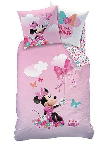 Parure de lit réversible 'Minnie' - Kiabi