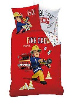 Parure de lit 'Sam le Pompier'