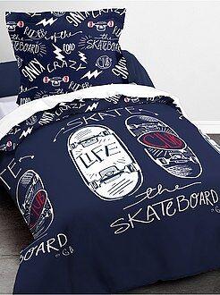 Parure de lit 'Skateboard'