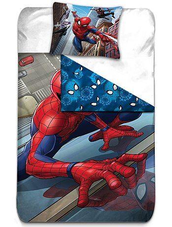 Parure de lit 'Spiderman' - Kiabi