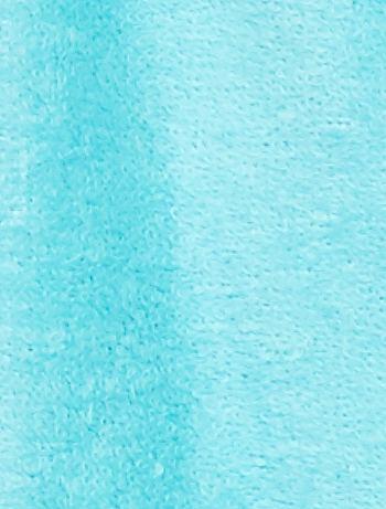 peignoir capuche en ponge fille kiabi 15 00. Black Bedroom Furniture Sets. Home Design Ideas