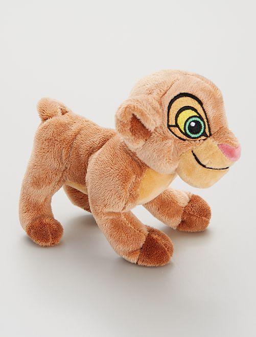 Peluche 'Le Roi Lion'                                         marron