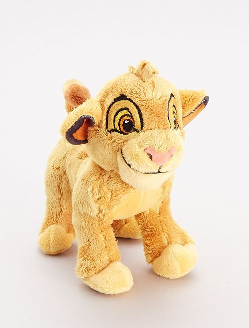 Peluche 'Le Roi Lion'                             simba