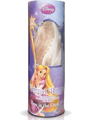 Enfant - Perruque blonde 'Raiponce' - Kiabi