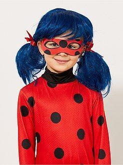 Accessoires Perruque 'Ladybug' 'Miraculous'