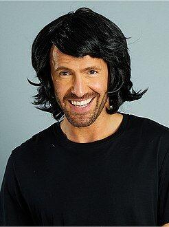 Perruques - Perruque noire - Kiabi