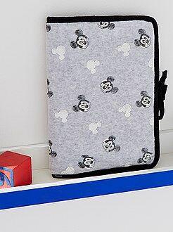 Chambre, bain - Protège carnet de santé 'Mickey Mouse' - Kiabi