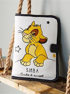 Chambre, bain - Protège carnet de santé 'Simba' - Kiabi