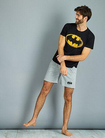 Pyjama court 'Batman' - Kiabi