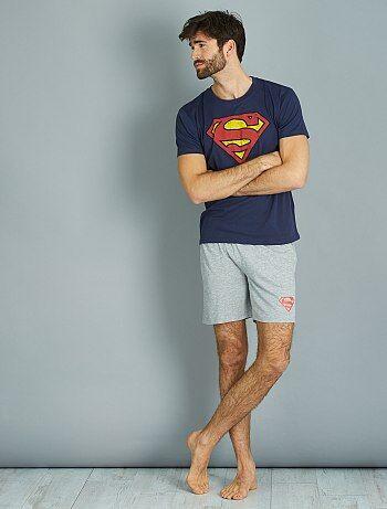 Pyjama court 'Superman' - Kiabi