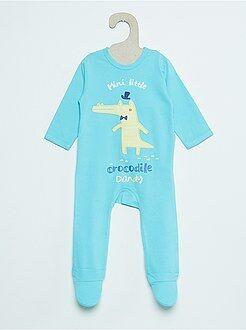 Garçon 0-36 mois Pyjama en coton