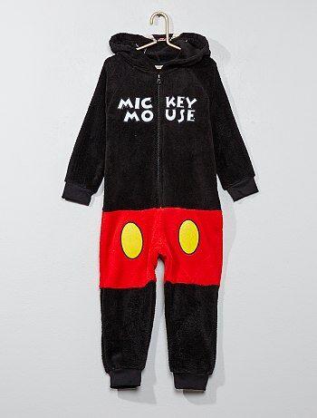 Pyjama en polaire 'Mickey' - Kiabi