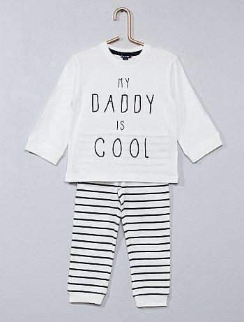 Garçon 0-36 mois - Pyjama imprimé - Kiabi
