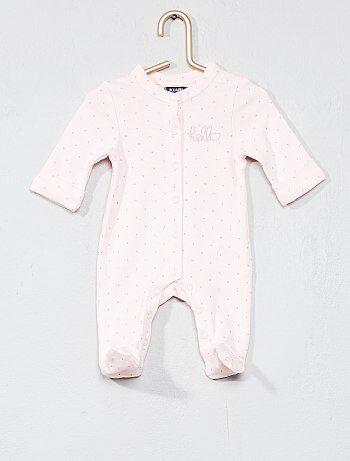 Pyjama imprimé 'étoiles' - Kiabi