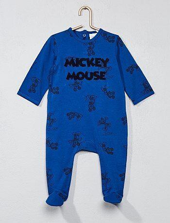 Pyjama imprimé 'Mickey' - Kiabi