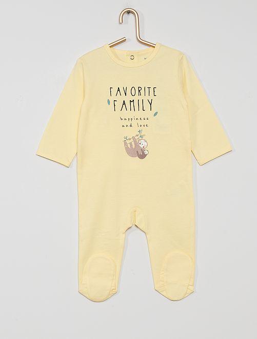 Pyjama jersey                                                                                                                                                                                                                                                     jaune