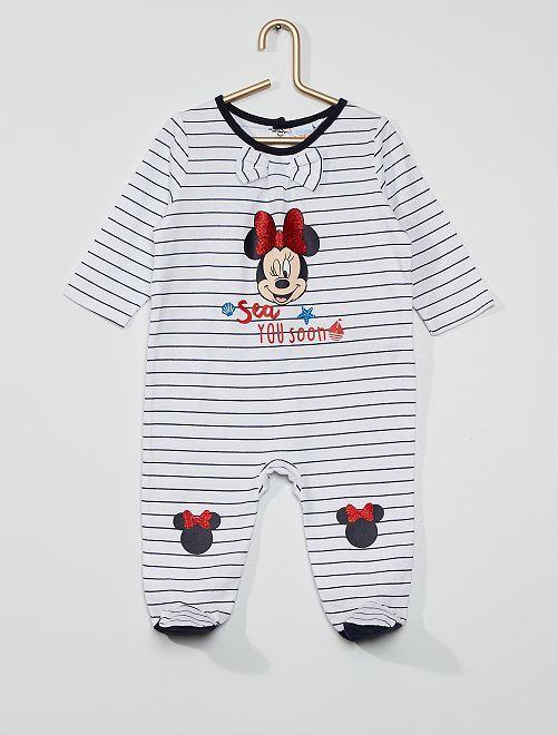 Pyjama jersey 'Minnie'                     bleu marine