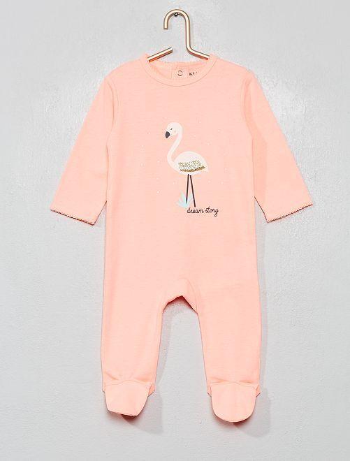 Pyjama jersey                                                                                                     rose/flamant rose