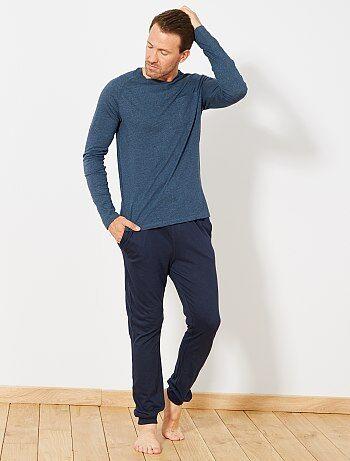 Homme du S au XXL - Pyjama long - Kiabi