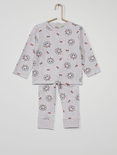 Pyjama long éco-conçu Disney                                         gris
