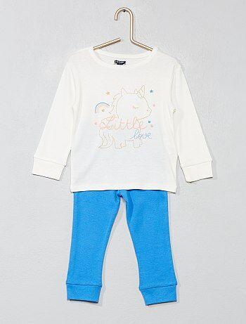 1cb9024b9ccb3 Pyjamas peignoir bébé fille pas chers et imprimés - mode bébé fille ...