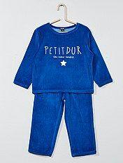 Pyjama long 'Petit dur'