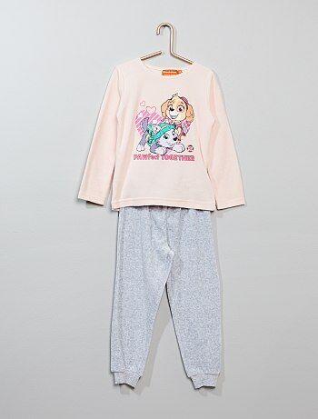 Pyjama'Pat Patrouille' en velours - Kiabi