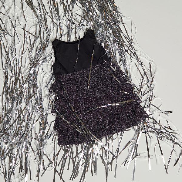 Robe De Fete Bebe Fille Noir Kiabi 10 00