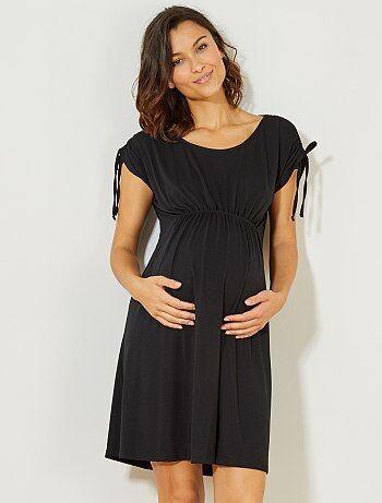 Robe de grossesse courte - Kiabi