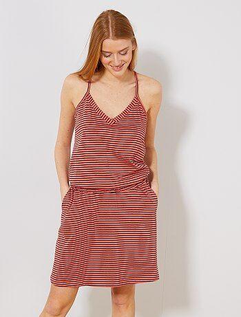 58b9a3a9111 Robe de plage femme - robe de plage longue femme