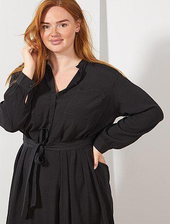 dcbe29b5df9e67 Vêtements grande taille femme pas chers | Kiabi