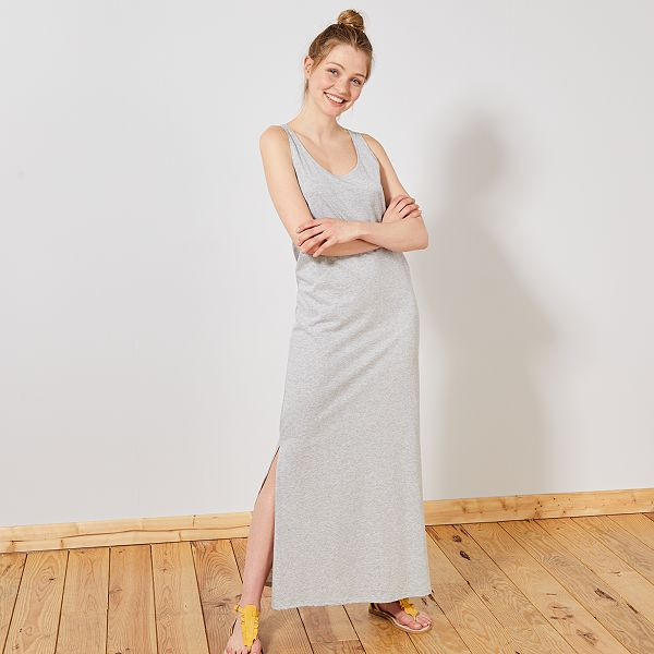 Robe longue débardeur Femme - Kiabi - 12,