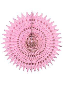 Décoration - Rosace en papier 53cm