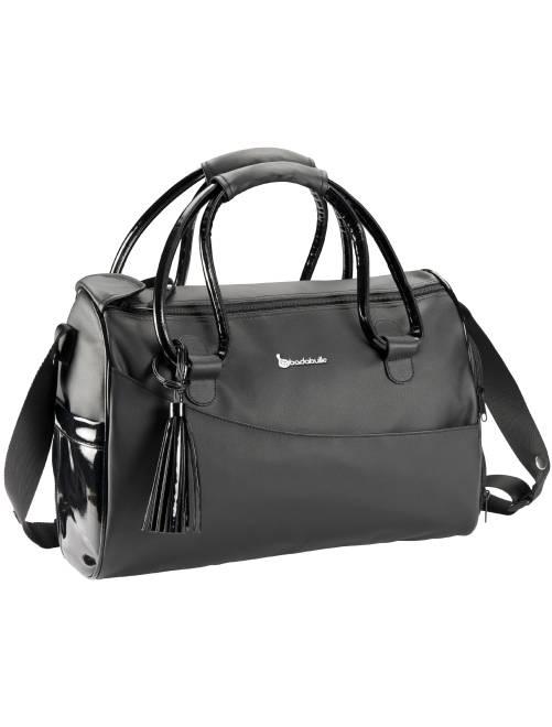 sac langer 39 badabulle 39 accessoires b b gar on noir kiabi 50 00. Black Bedroom Furniture Sets. Home Design Ideas