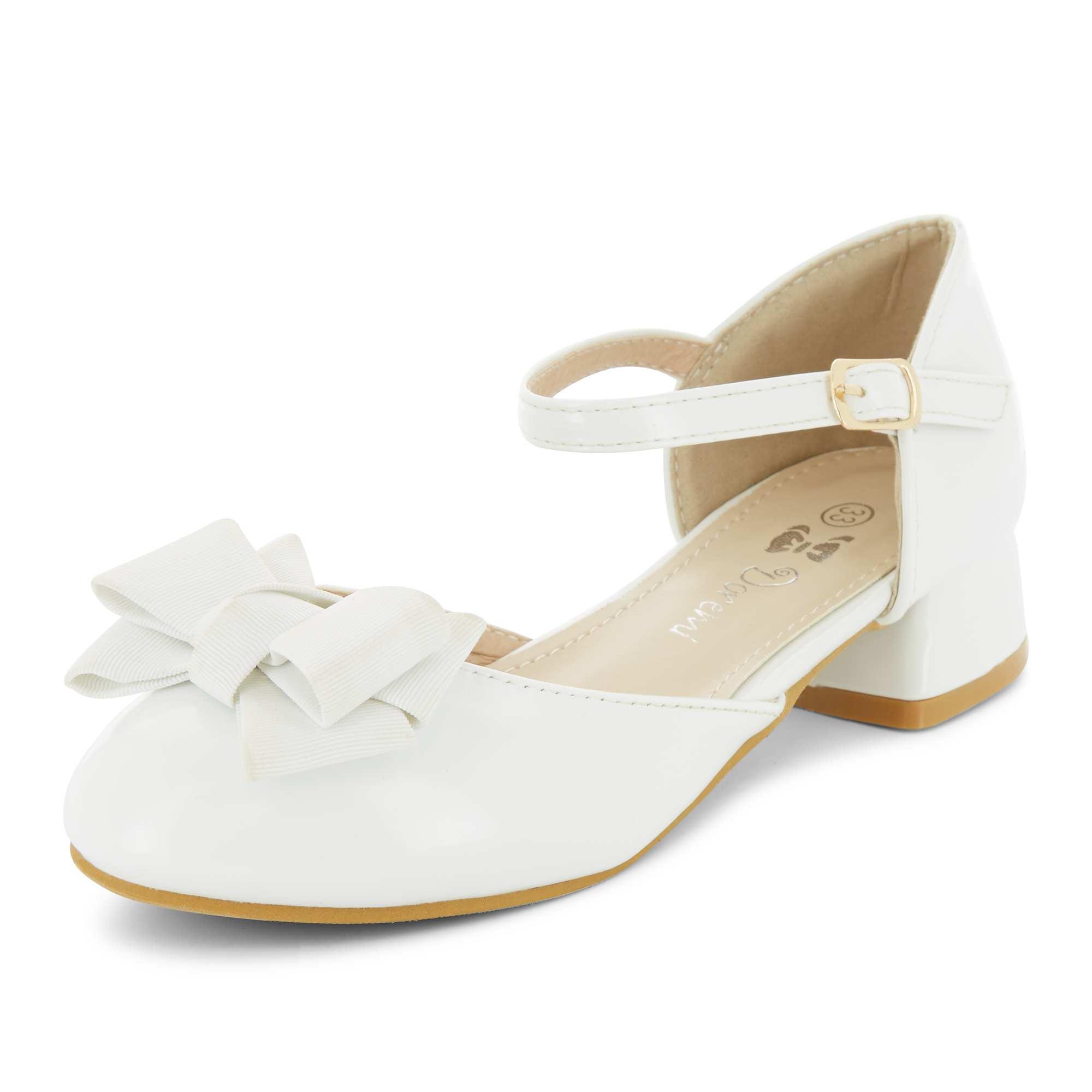 sandales talon fille blanc kiabi 18 00. Black Bedroom Furniture Sets. Home Design Ideas