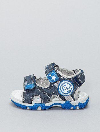 Sandales en simili - Kiabi