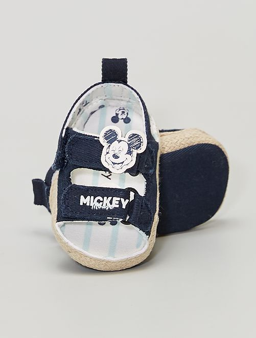 Sandales 'Mickey' de 'Disney'                             BLEU