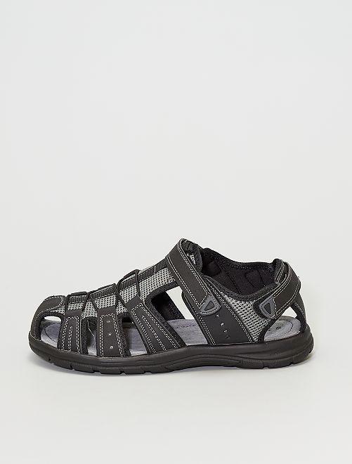 Sandales style sport                             noir