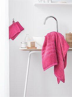 Linge de toilette - Serviette de bain 50 x 90 cm 500gr